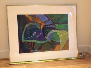 Linda Bankerd Artist; Large painting/art for Sale in Bethesda, MD
