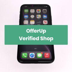 iPhone XR 64GB Black - Unlocked (Certified ProSeller) Thumbnail