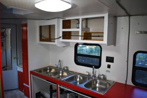 Food cart ( class 4 ) trailer conversion for Sale in Milwaukie, OR
