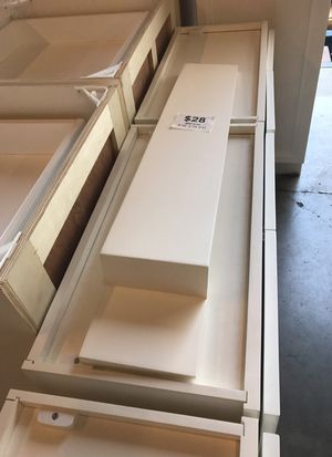 """6 in Base Filler White Shaker for Kitchen Cabinet #BF636 (6""""W x 34.5"""" H) for Sale in Phoenix, AZ"""