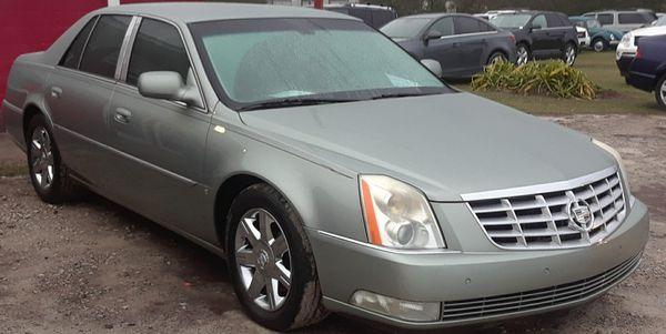 06 Cadillac Dts