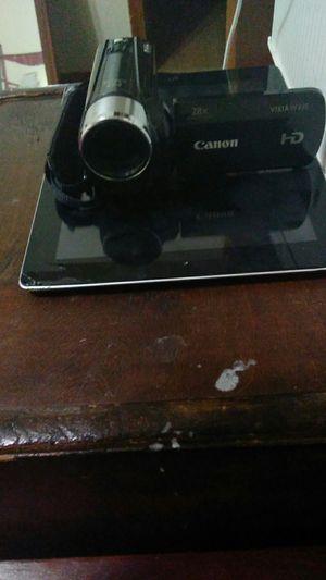 Canon vixia hf r20 HD 28x advanced zoom for sale  Tulsa, OK