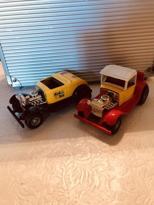 Vintage Tonka Mod Rod, Price is for both the drivers side headlight is gone for Sale in PA, US