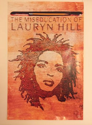 Lauryn Hill Poster for Sale in Silver Spring, MD