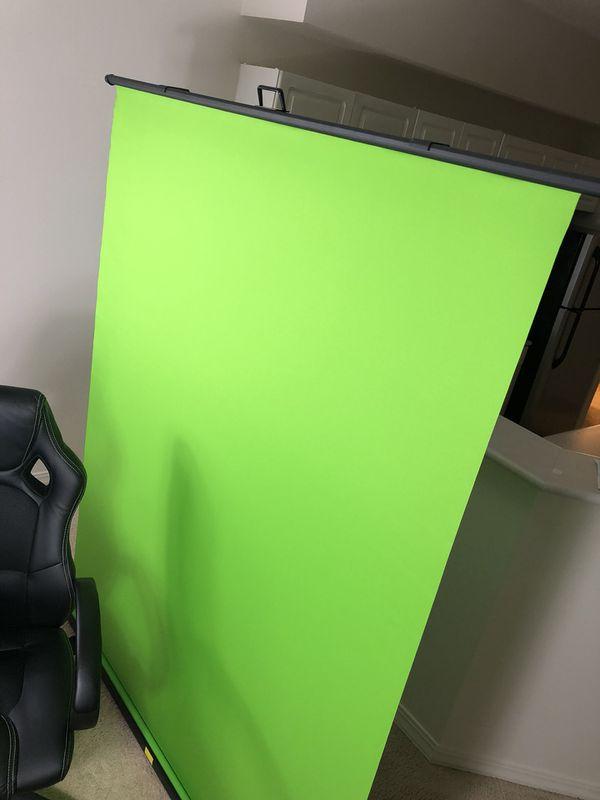 Elgato Green Screen for Sale in Oklahoma City, OK - OfferUp