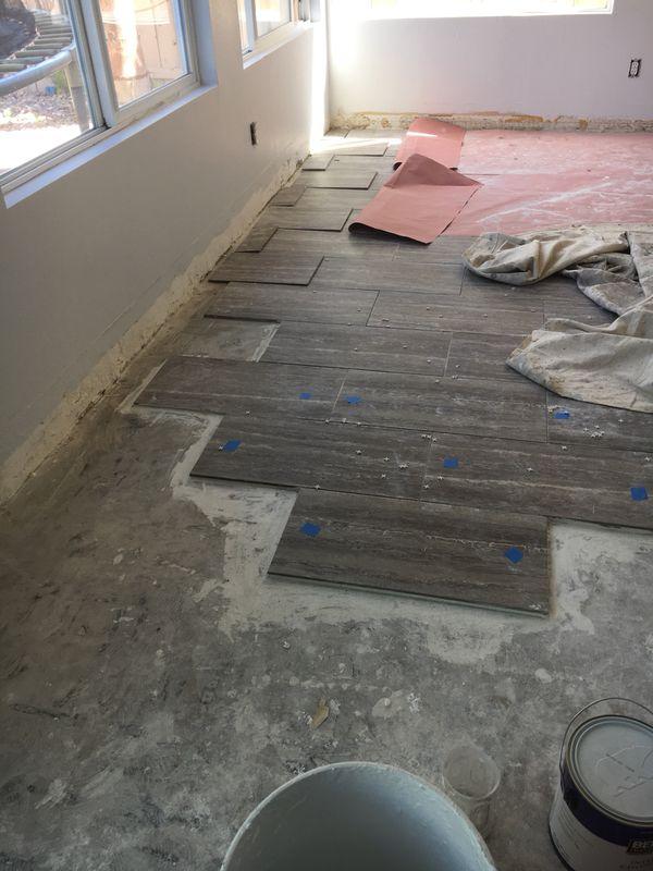 Tile Installer Chula Vista Ca