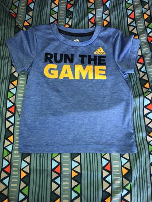 Adidas 2T Shirt for Sale in Tampa, FL
