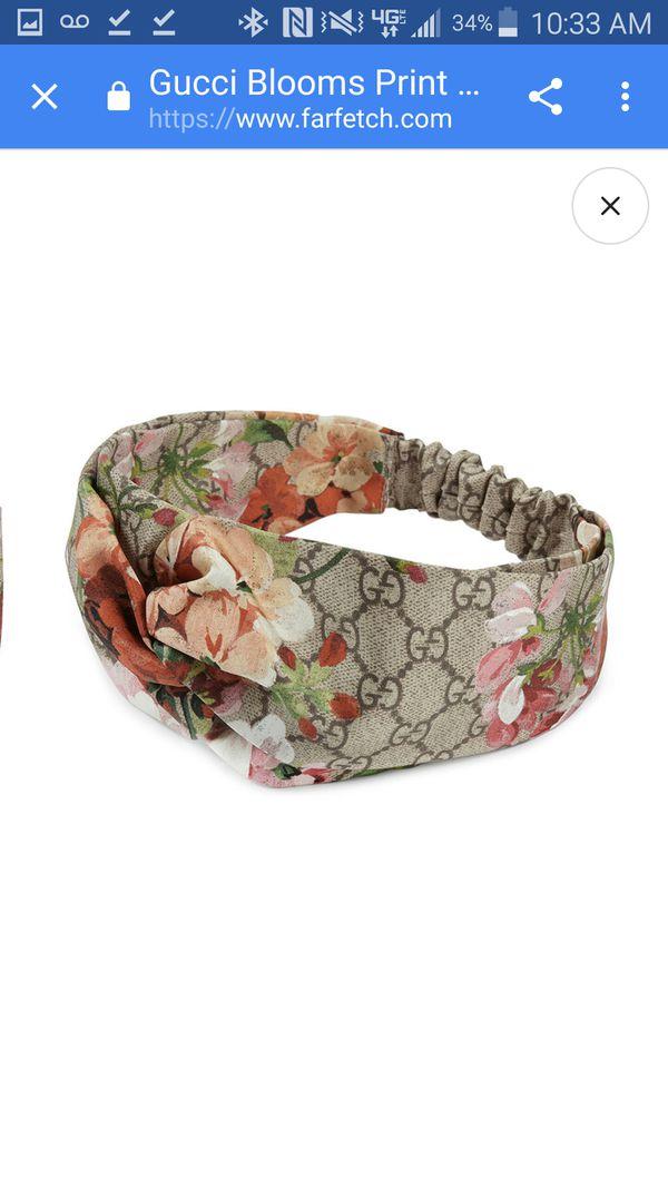 558d76b1ef1 Gucci headband for Sale in Philadelphia