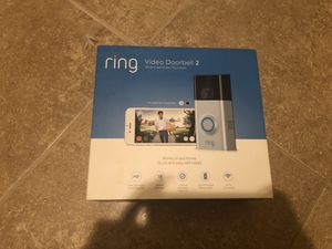 Ring doorbell 2 BRAND NEW for Sale in Kissimmee, FL