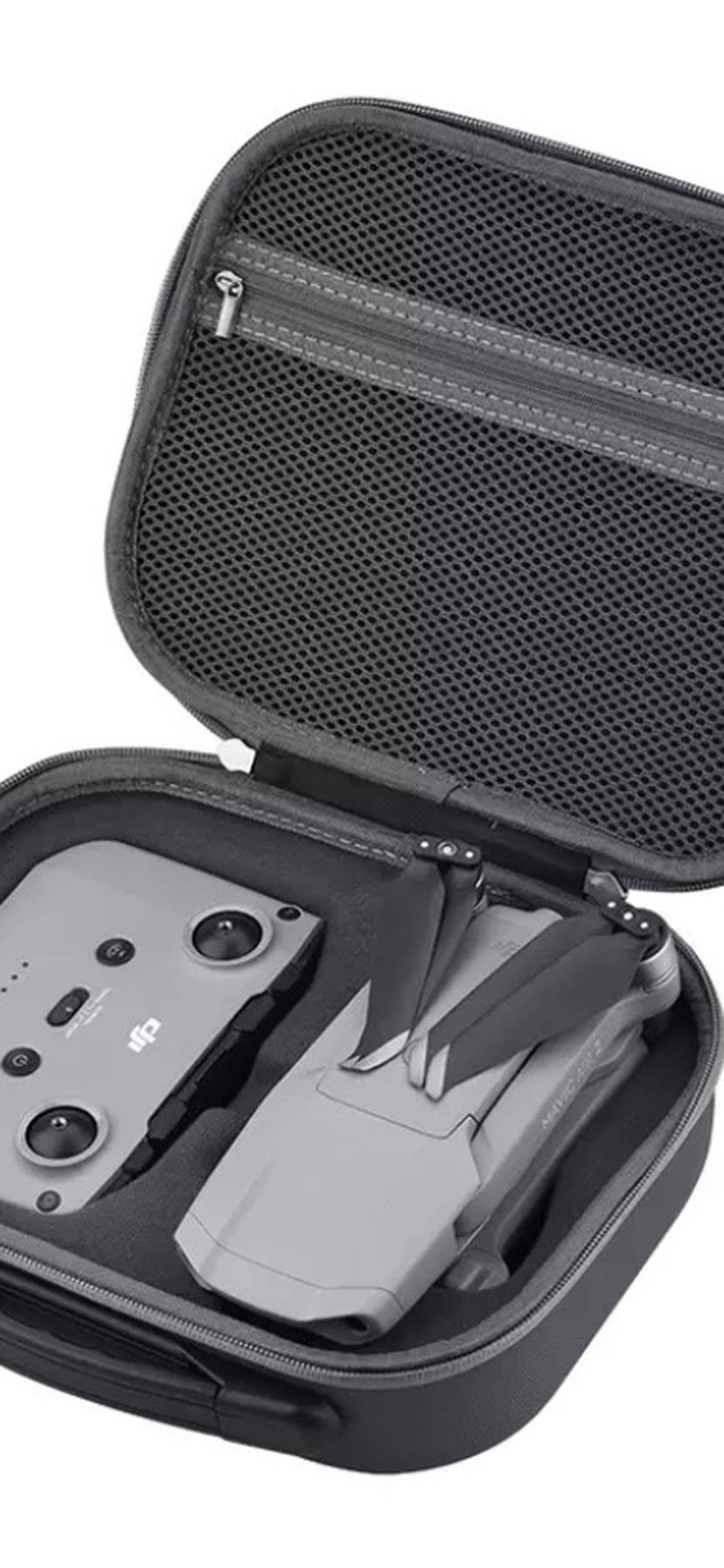 Handbag for DJI Mavic Air 2 Portable Suitcase Drone Remote Control Storage Bag Protective Waterproof Carrying Case Accessorry htt