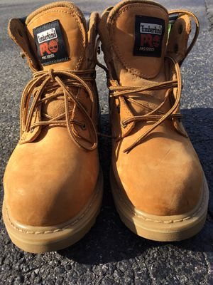 Timberland Steel Toe Pro Series Boots- Men's Size 7.5- Good used condition!- Pick up in for Sale in Atlanta, GA