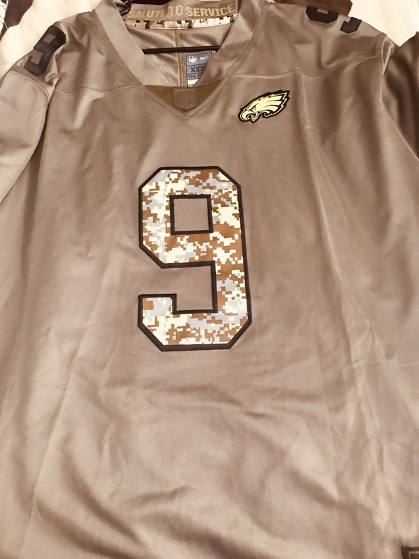 133e4272f Nike Salute to Service Nick Foles Stitched Jersey XXXL for Sale in  Coronado