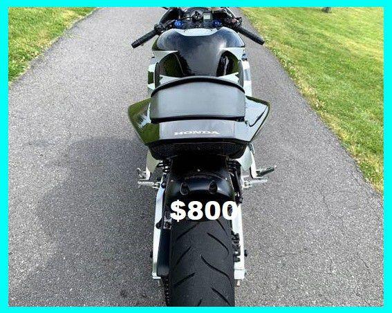 "⛔️🎁First owner 2015 Honda CBR 600RR""Price 8OO🎁⛔️"
