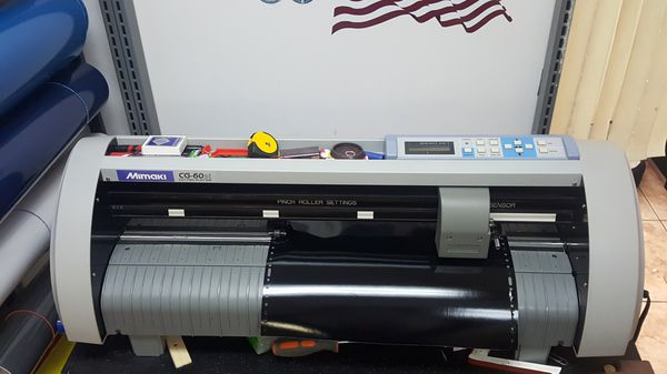 Plotter cutting Mimaki CG60 ST for Sale in Miami, FL - OfferUp