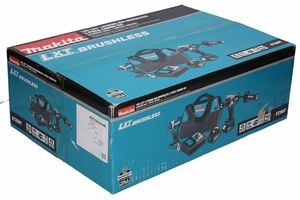 Photo Makita 18-Volt LXT Lithium-ion Brushless Cordless 2-piece Combo Kit (Hammer Drill/ Impact Driver) 5.0Ah