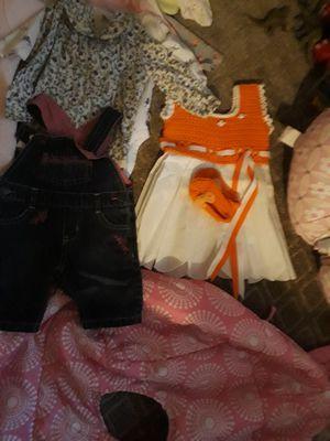 Ropa de niña de / 0 a 3 meses for Sale in Fort Washington, MD