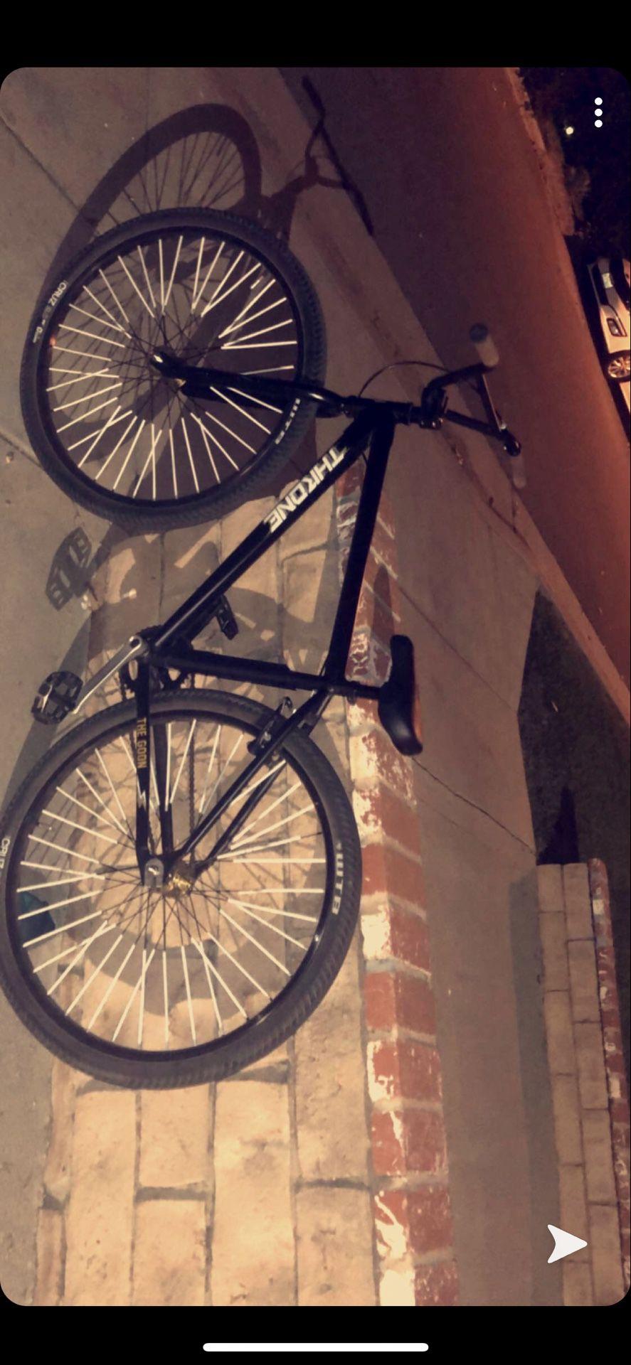 Da goon throne bicycle