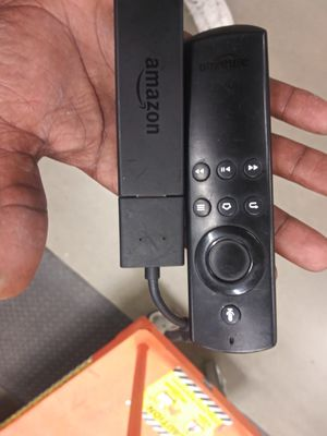 AMAZON FIRE TV STICK WITH ALEXA VOICE REMOTE NEWEST 2ND GENERATION , for Sale in Washington, DC