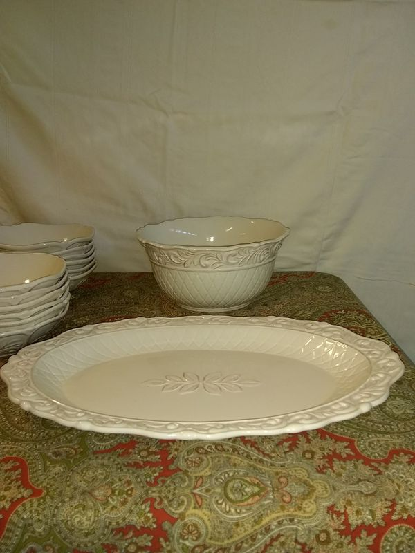 Set Of Dishes Isabella By Jcpenney Home Collection