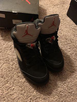 Jordan 5s size 8 for Sale in Washington, DC