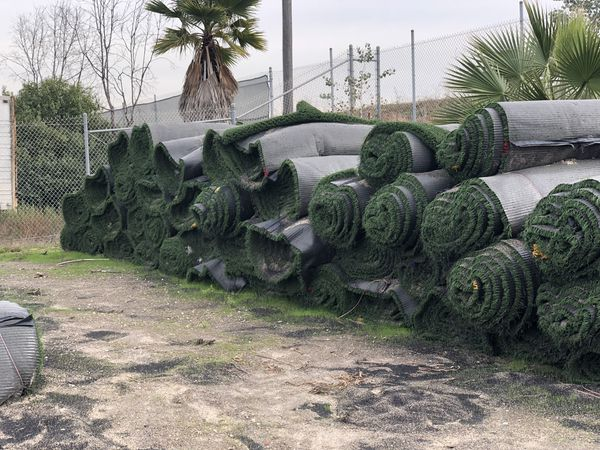 Recycled Artificial Grass 4 Landscape For Sale In San