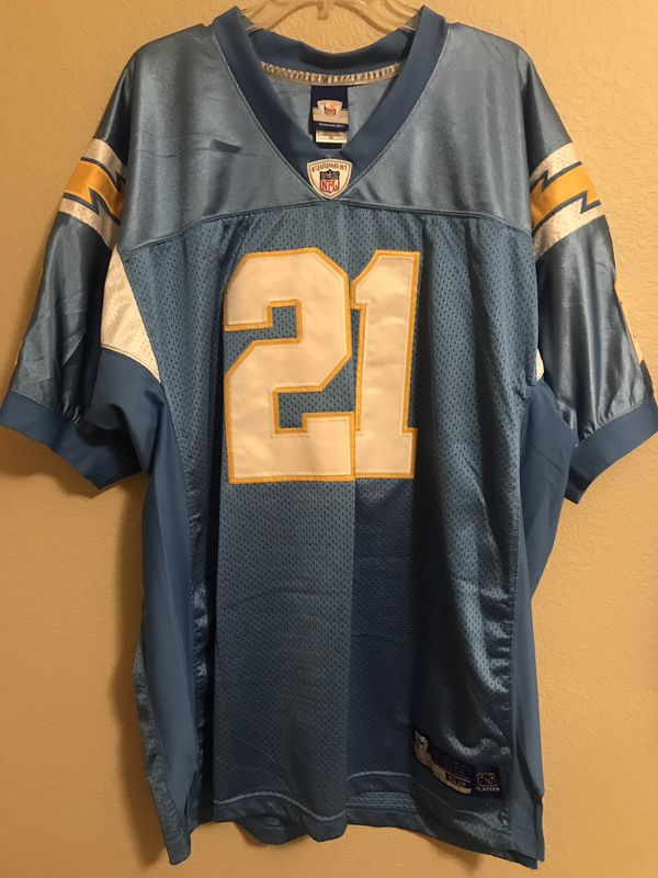 73fa54a0461 San Diego Chargers Throwback Jersey Sz 52 $50 for Sale in Sun City ...