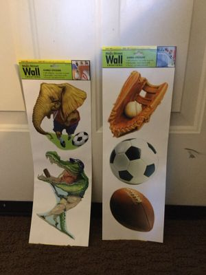 Sports Wall Decals for Sale in Bedford, VA