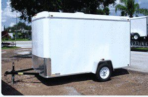 New And Used Enclosed Trailers For Sale In Houston Tx