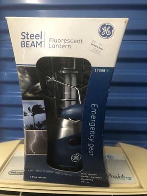 Steel Beam Fluorescent lantern for Sale in Baltimore, MD