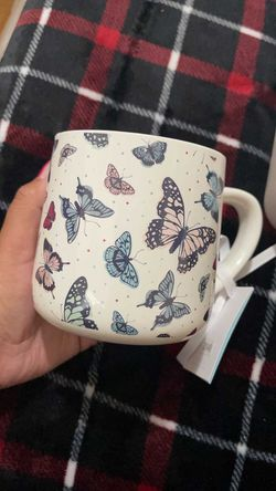 Butterfly Coffee Mug Thumbnail