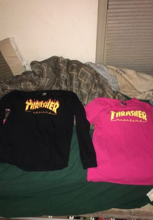 Thrasher shirts for Sale in Annandale, VA