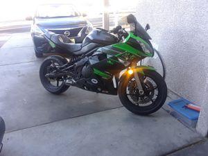 2009 kawasaki ninja 650r for Sale in Las Vegas, NV