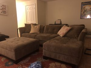 Sectional Sofa From Macy's for Sale in Bethesda, MD