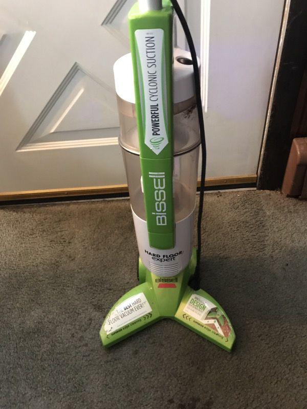 Bissell floor vacuum