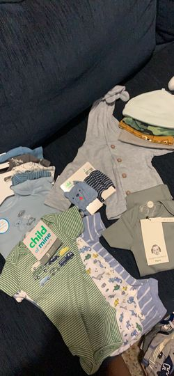 Baby clothes Thumbnail
