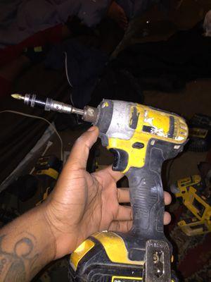 Dewalt Impact drill for Sale in Alexandria, VA
