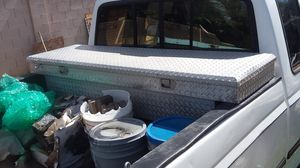 tool box of a Ford for Sale in Mesa, AZ