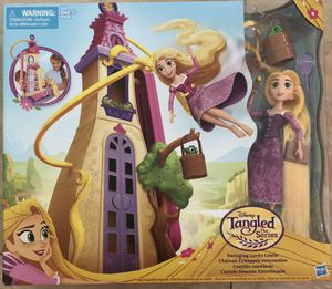 Disney Tangled The Series Rapunzel Toy Princess for Sale in New York, NY
