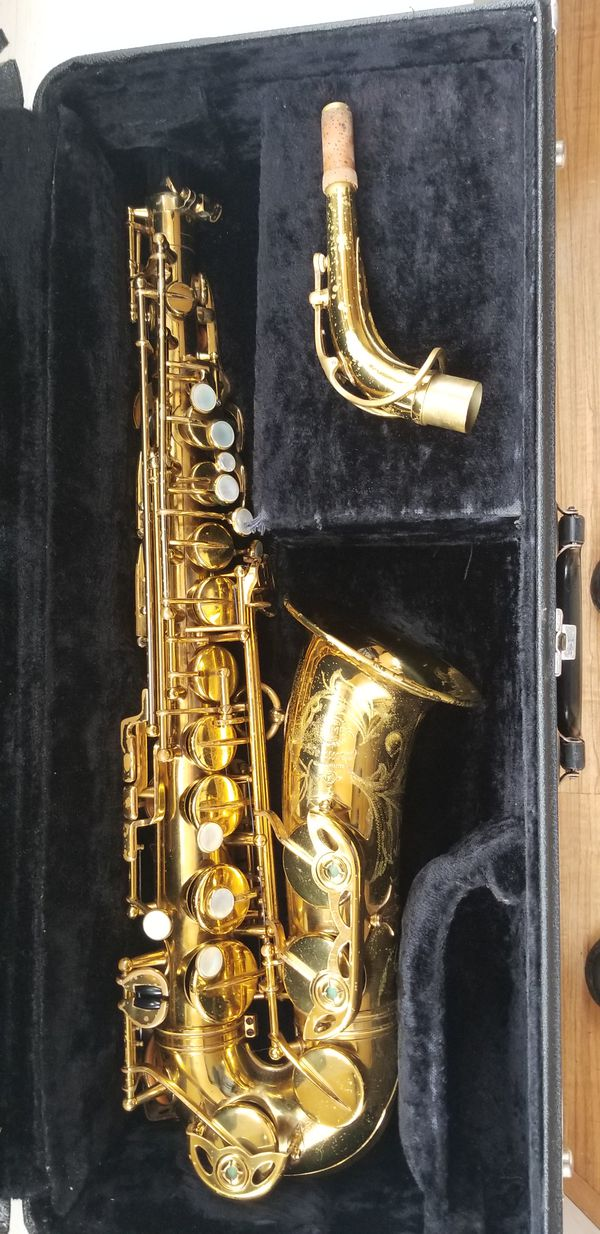 Saxophones near Charlotte, NC