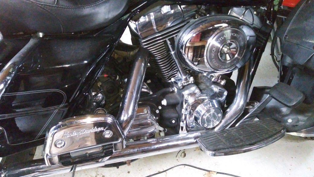 Photo 2005 Harley Davidson electra Glide Ultra Classic