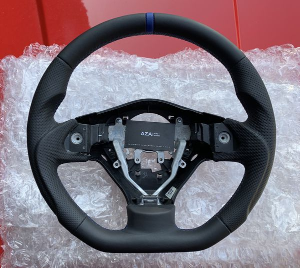 2008-2014 Subaru Wrx Sti Customized Steering Wheel For