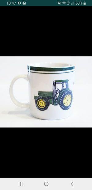 John Deere Model /'B/' Coffee Mug Tractor Farmer