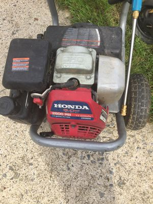Pressure washer for Sale in Frederick, MD