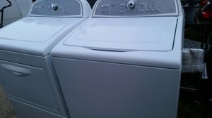 Whirlpool washer and dryer set for Sale in Alexandria, VA