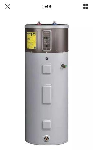 GE GEH50DEEJSC GeoSpring™ Pro Hybrid Electric Water Heater. for Sale in Sterling, VA