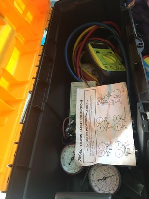 Tool box with tools for Sale in Glen Burnie, MD
