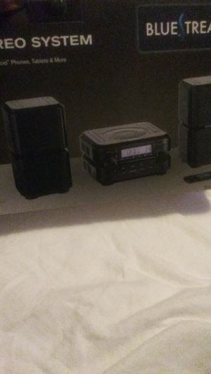 Bluetooth stereo system for Sale in Cutler Bay, FL