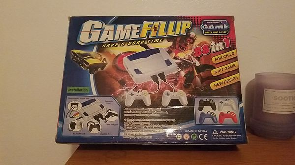 GAME FILLIP 88 Games in 1 console for Sale in Fresno, CA ...
