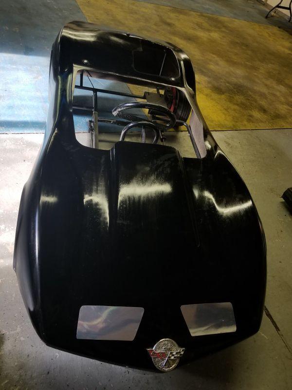 Chevy Corvette Go Kart for Sale in Grosse Ile Township, MI - OfferUp
