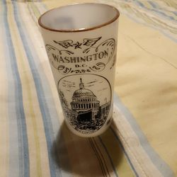 24K Gold Rim Milk American Monuments Thumbnail